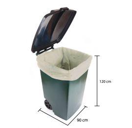 Fodera biodegradabile per bidone - 120 litri