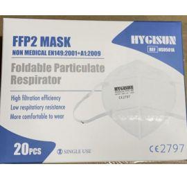 Mascherina FFP2 Certificata CE - ITALIA