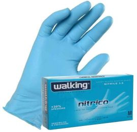 Guanti in Nitrile WALKING NITRICO